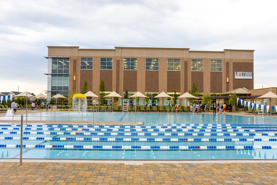 Life Time A Gigantic Fitness Health Resort Chain